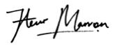 Fleur Anderson Signature